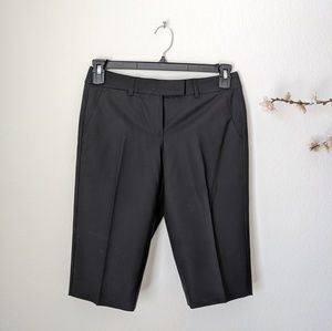 THEORY Bermuda Dress Shorts Tailored Career EUC